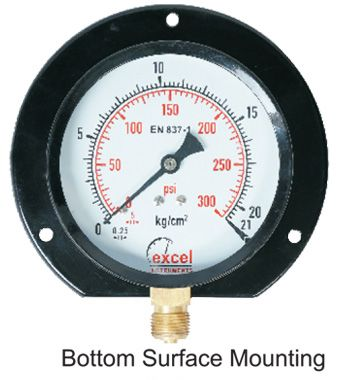 Bottom Surface Mounting