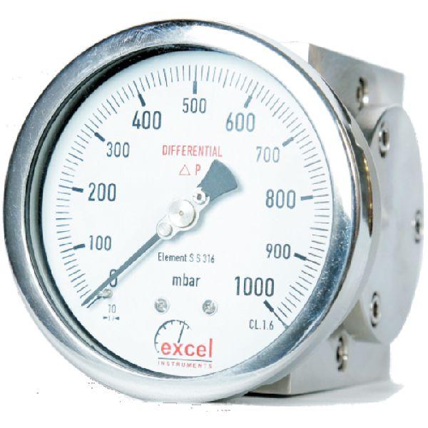 DD1 Differential Pressure Gauges