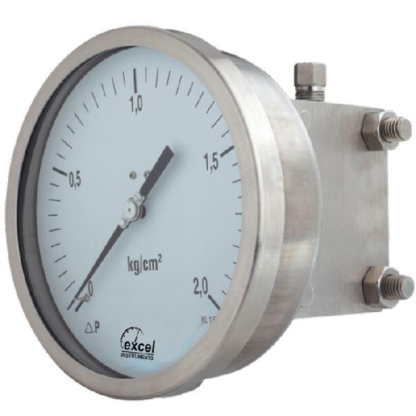DD2 Differential Pressure Gauges