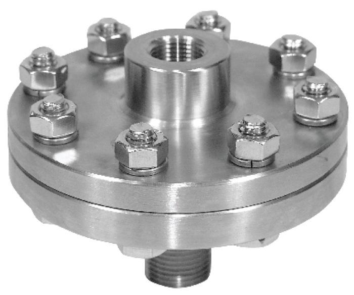 DDS Diaphragm Sealed Type Pressure Gauges
