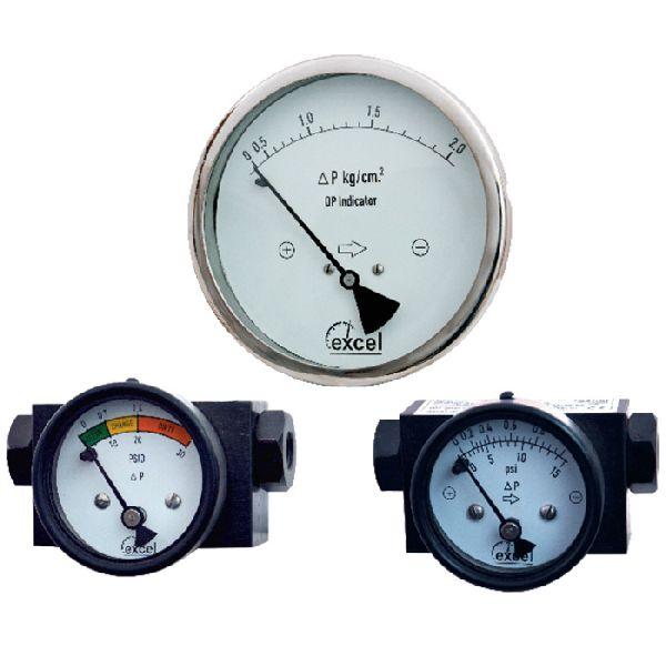 DP1 Differential Pressure Gauges