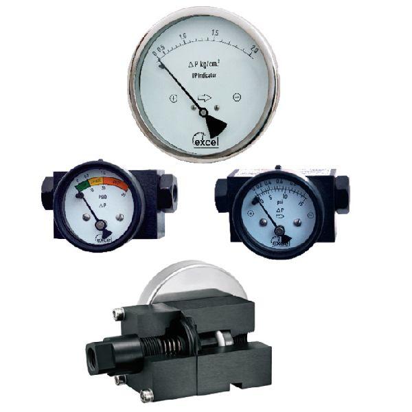 DP2 Differential Pressure Gauges