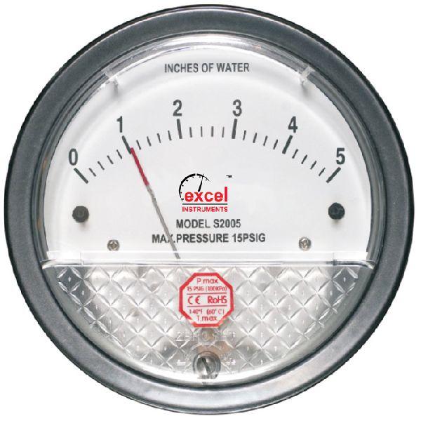 DPG Differential Pressure Gauges