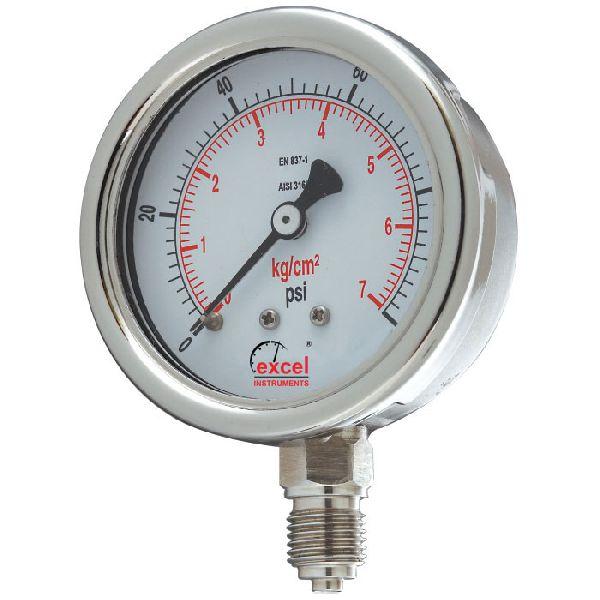 EGT Bourdon Type Pressure Gauges
