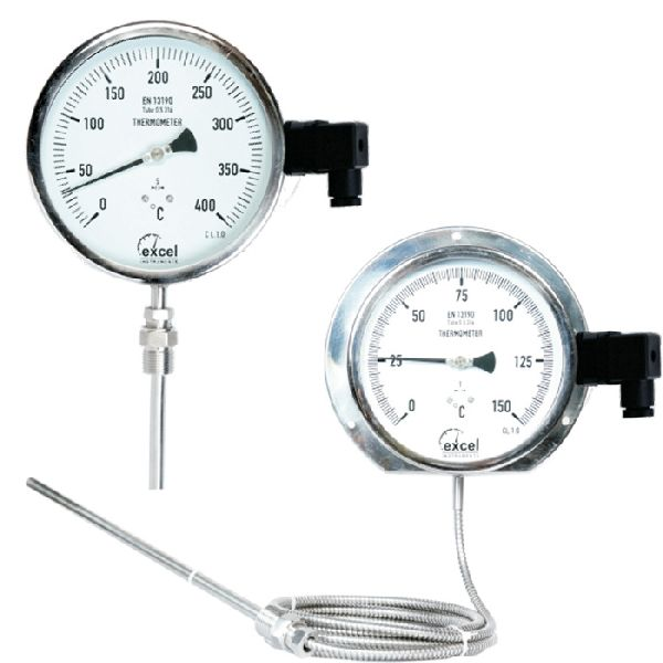 GTMA Temperature Gauges