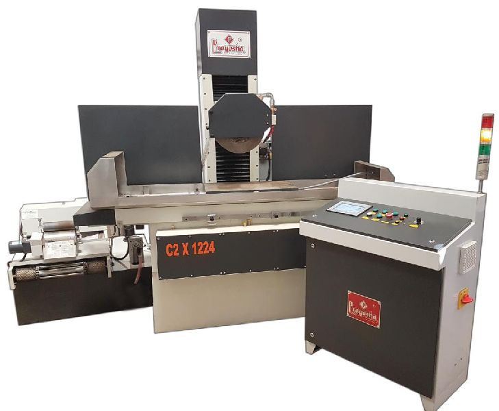 PLC Surface Grinding Machine
