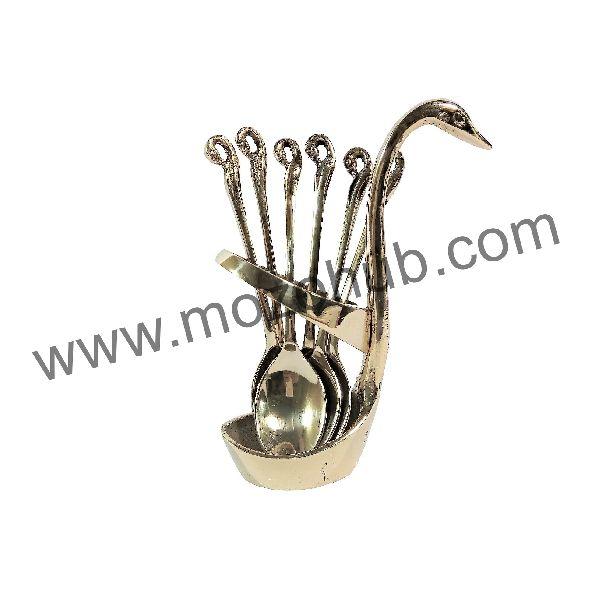 Brass Spoon Set
