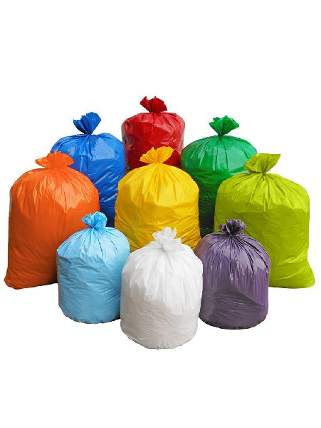 Coloured Garbage Bags