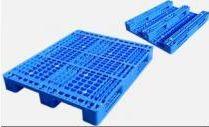 Plastic Three Skid Rack Pallets