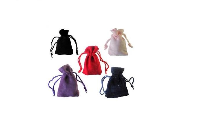 Velvet Potli Bags