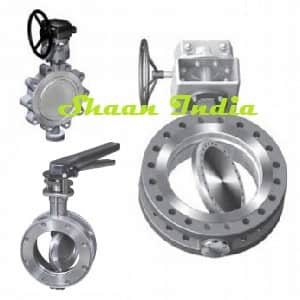 Spherical Disc Butterfly Valves