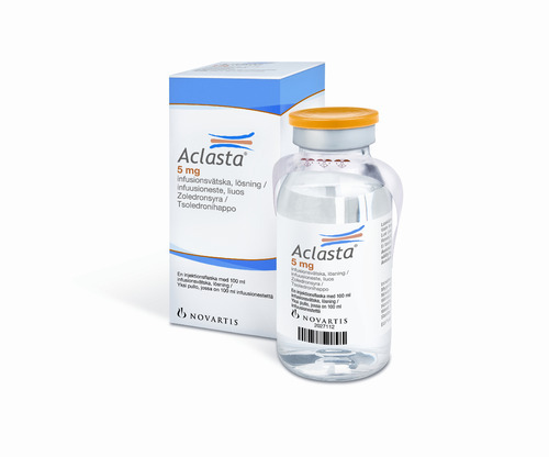 Aclasta 5mg Injection