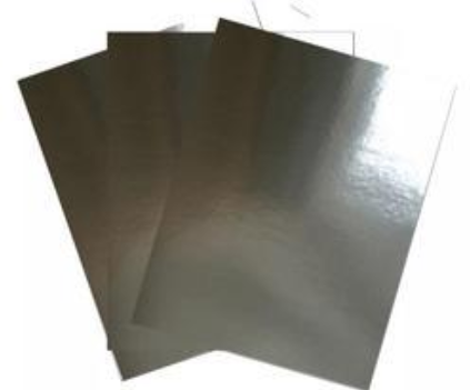 Silver Paper Sheets