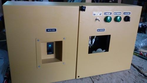 DG Set Control Panel