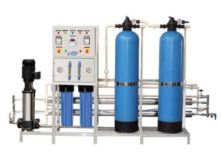 1000PLH Commercial RO Plant