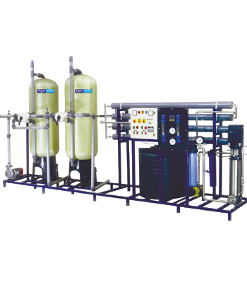 2000LPH Commercial RO Plant