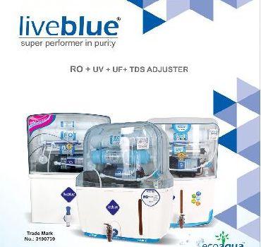 Liveblue RO Water Purifier 01
