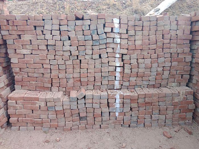 Clay Bricks 05