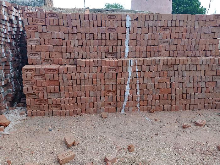 Clay Bricks 06