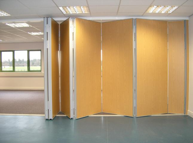 Acoustic Sliding Door 01