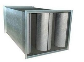 HVAC Sound Attenuators