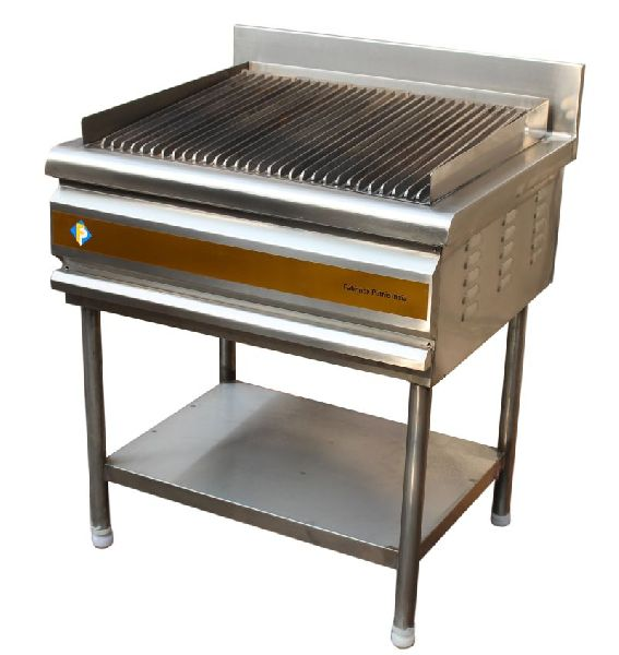Stainless Steel Charcoal Barbeque 01