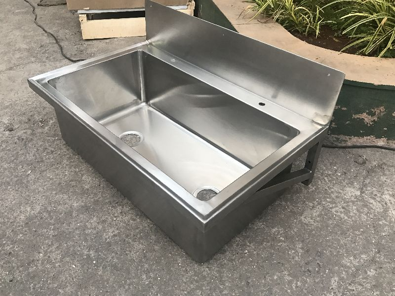 Stainless Steel Galley Sink
