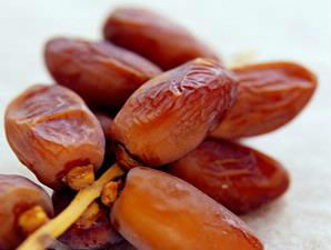 Fresh Date Palm Fruit