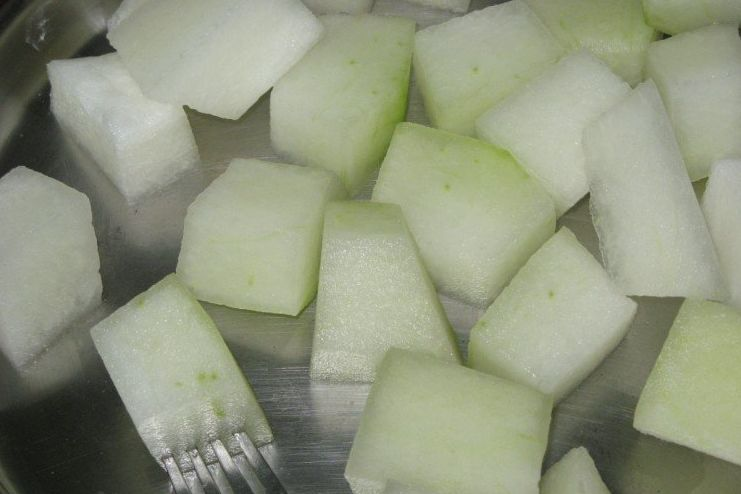 Fresh Winter Melon