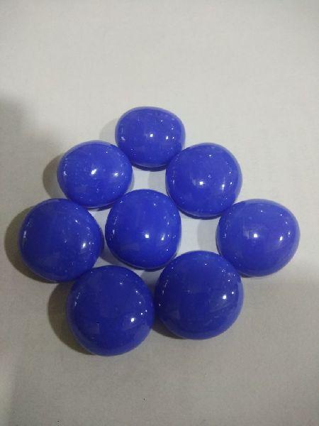 Opal round shape glass pebbles 05