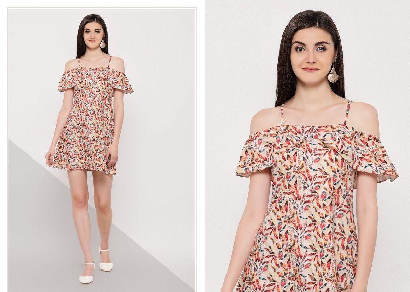 Evana Western Dresses