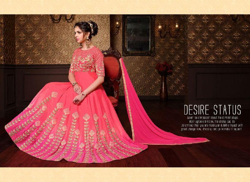 Krishna Anarkali Suits