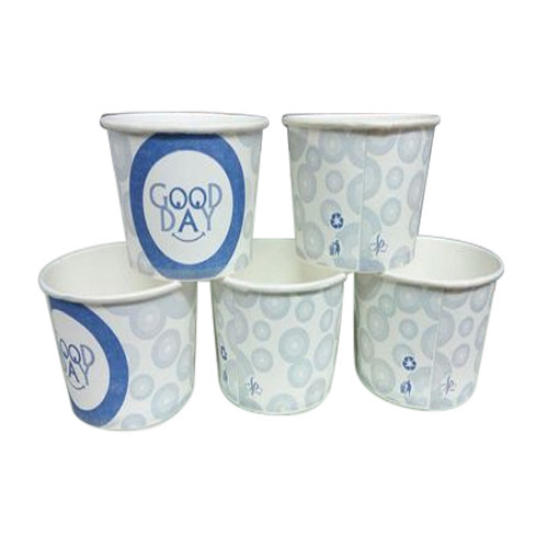 Disposable Printed Paper Cup 01