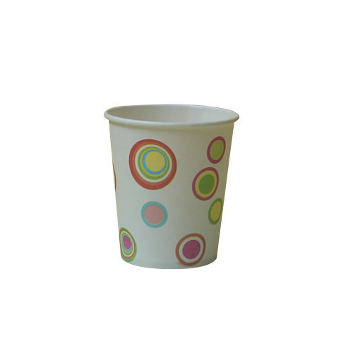 Disposable Printed Paper Cup 02