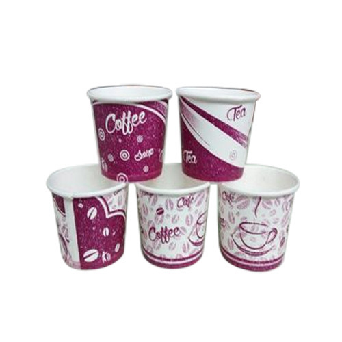Disposable Printed Paper Cup 03