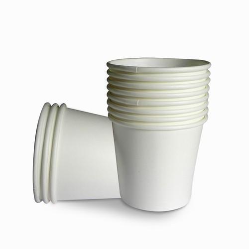 Plain Paper Cup 03