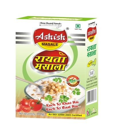 Ashish Raita Masala