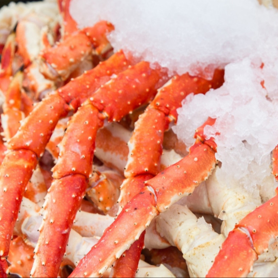 Frozen Red King Crab