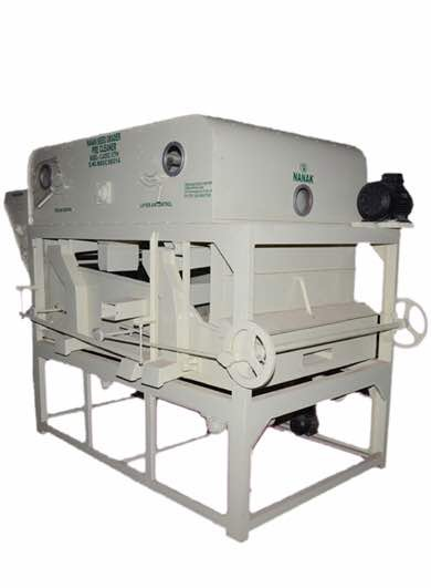 Seed Cleaning Machine 01