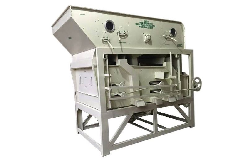 Seed Cleaning Machine 02