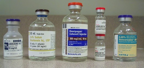 Anabolic Steroids Injection