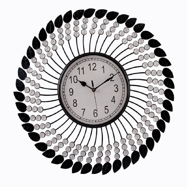 Conventional Iron Wall Clock