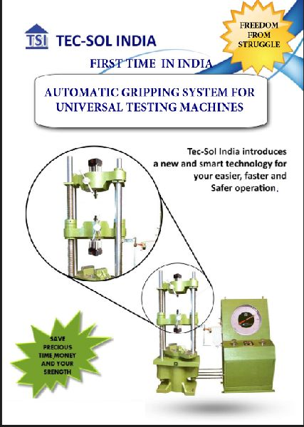 Tecsol One Touch UTM Grips