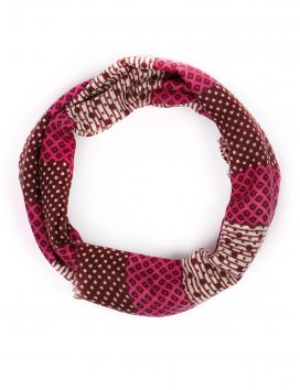 Dot Pure Organic Natural Cashmere Scarf