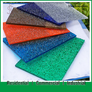 Polycarbonate Diamond Sheets 01