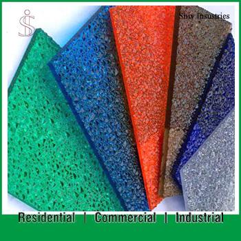 Polycarbonate Diamond Sheets 04