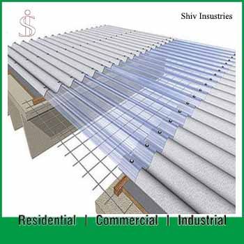 Polycarbonate Roofing Sheets - Manufacturer Exporter Supplier in
