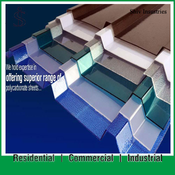 Polycarbonate Roofing Sheets 02