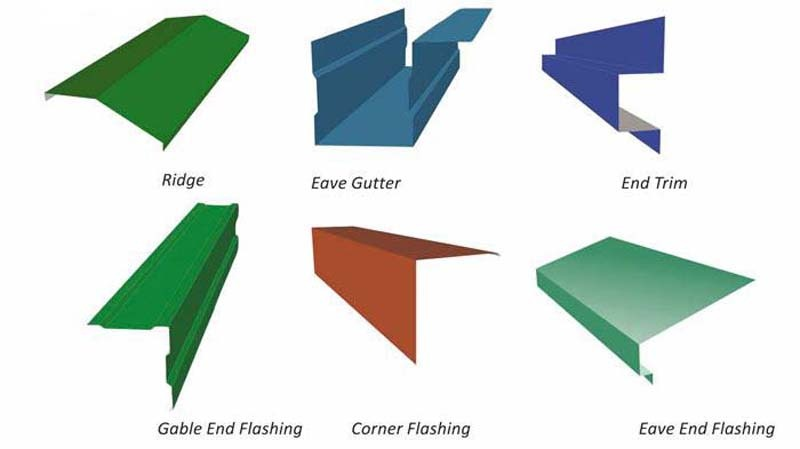 Roofing Sheet Accessories