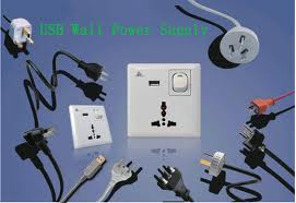 USB Socket Wall Face Plate 01